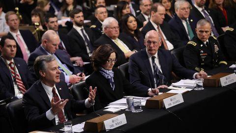 US-Geheimdienstchefs