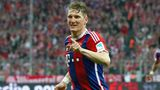 6.Bastian Schweinsteiger - der Fußballgott  Sein Standing haben wir anlässlich des Abschiedsspiels 2018 bereits hier verewigt.