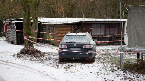 Schauplatz der Missbrauchs: ein Campingplatz in Lüdge (Kreis Lippe/NRW)