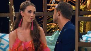 Christina und Bachelor Andrej