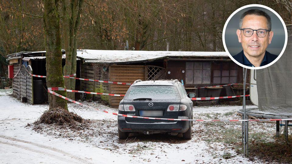 Der Campingplatz in NRW, auf dem der Missbrauch begangen wurde; Johannes-Wilhelm Rörig, Unabhängiger Beauftragter der Regierung