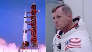 """""""Apollo 11"""": Die neue Doku bietet einen neuen Blick auf NASAs berühmteste Mission"""