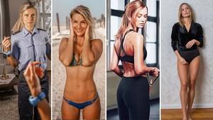 Miss Baden-Württemberg Nadine Berneis: Diese Polizistin macht Adrienne Koleszár Konkurrenz