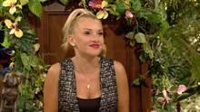 Live bei stern TV sprach Dschungelkönigin Evelyn Burdecki über das Leben im Camp und ihre Zukunftspläne.