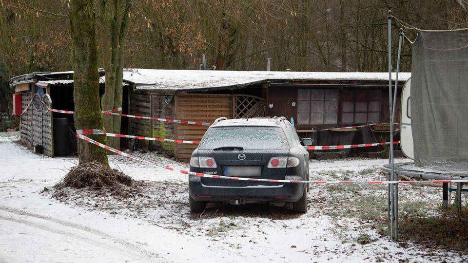 Der Campingplatz, auf dem der Missbrauch stattgefunden haben soll