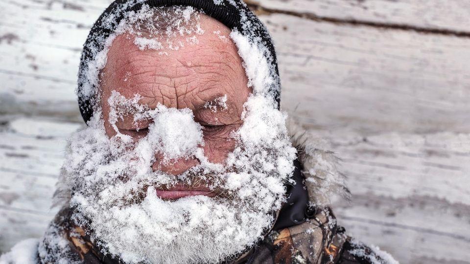 Russland: Bilder aus einem Dorf in der sibirischen Taiga