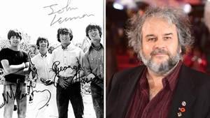 """Filmemacher Jackson wurde mit den Worten zitiert, das ihm zur Verfügung gestellte Material über die Beatles sei eine """"historische Schatztruhe"""""""