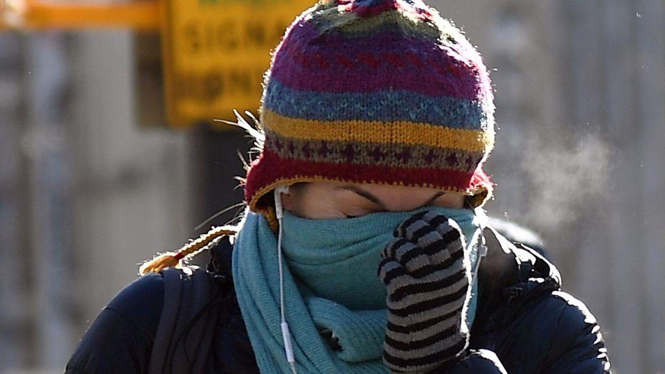 Extrem-Wetter in den USA: Von der Kälte- in die Kreislaufkrise: Das machen die brutalen Minuswerte mit der Gesundheit