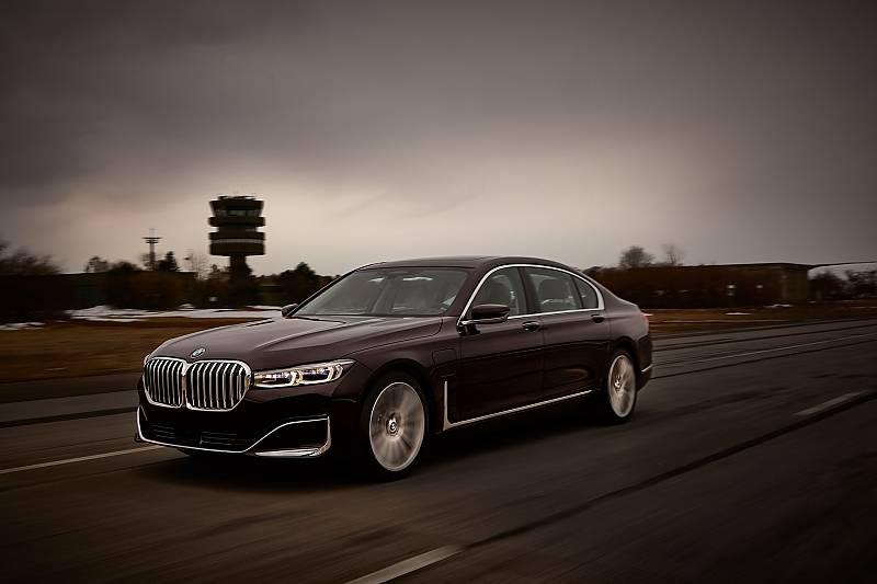 BMW 745e PHV 2019