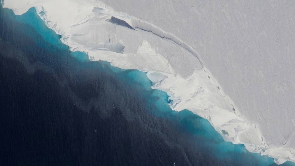 Thwaites Gletscher