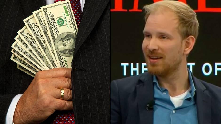 """Weltwirtschaftsgipfel: """"Sprechen wir über Steuern!"""": Dieser Historiker rechnet in Davos mit den Reichen ab"""