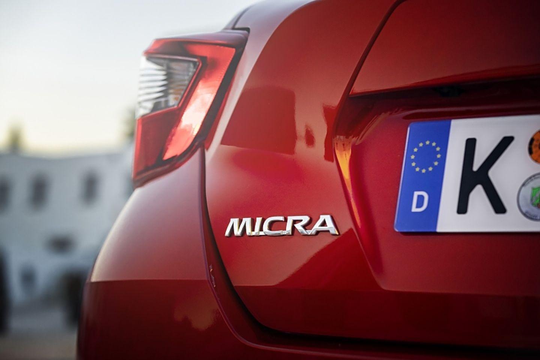 Nissan Micra 1.0 IG-T - seit zwei Jahren auf dem Markt