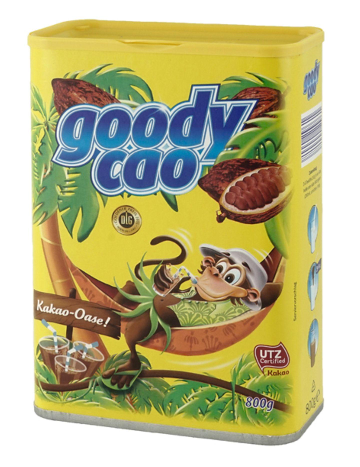 ökotest Kakaopulver