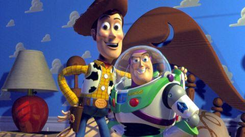 """""""Toy Story"""" hat mich verstört"""