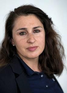 SedaBasay-Yildiz und ihre kleine Tochter werden massiv von Rechten bedroht. Die bekamen die Daten der Anwältin offenbar aus einem Frankfurter Polizeirevier.