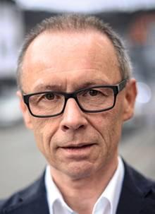 HarryEbert ist seit fast 20 Jahren Bürgermeister im baden-württembergischen Burladingen. Im vergangenen Jahr trat er der AfD bei.
