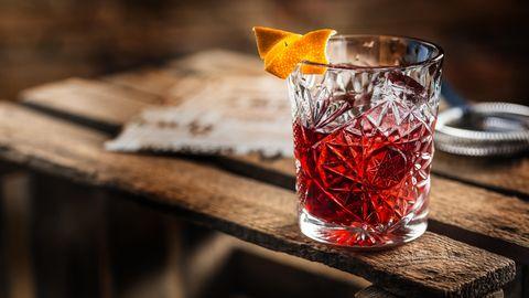 Negroni - ein Klassiker mit Gin, Campari und Wermut