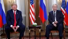 USA kündigen historischen INF-Abrüstungsvertrag mit Russland auf