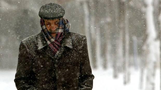 Echte Kälte kann schnell gefährlich werden (Archivbild)