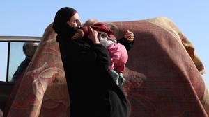 """Syrien: Deutsche IS-Ehefrau: """"Ich war ein wenig naiv"""""""