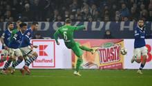 Schalke gegen Gladbach 0:2 - Kramer schießt das erste Tor