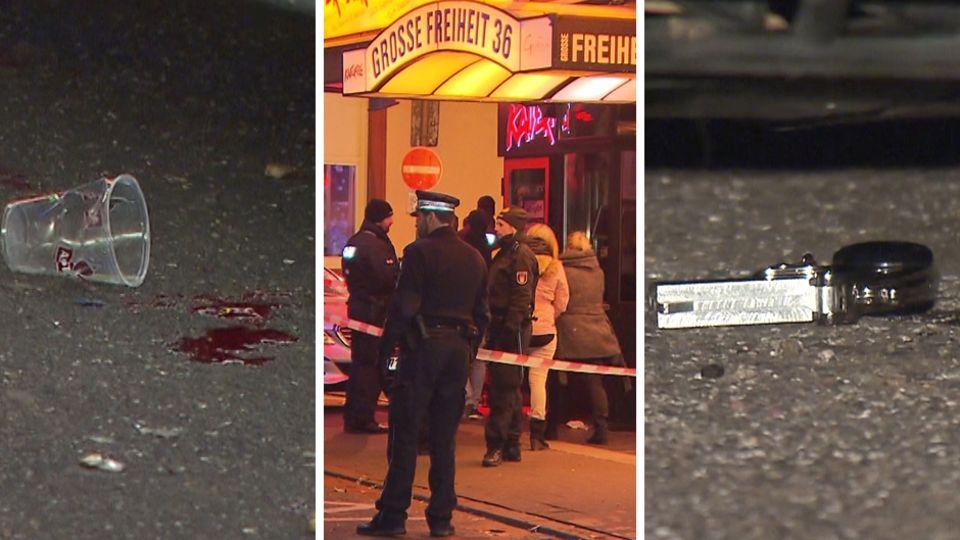 Schusswechsel auf St. Pauli: Zwei Männer festgenommen – Tatwaffe unter Auto gefunden