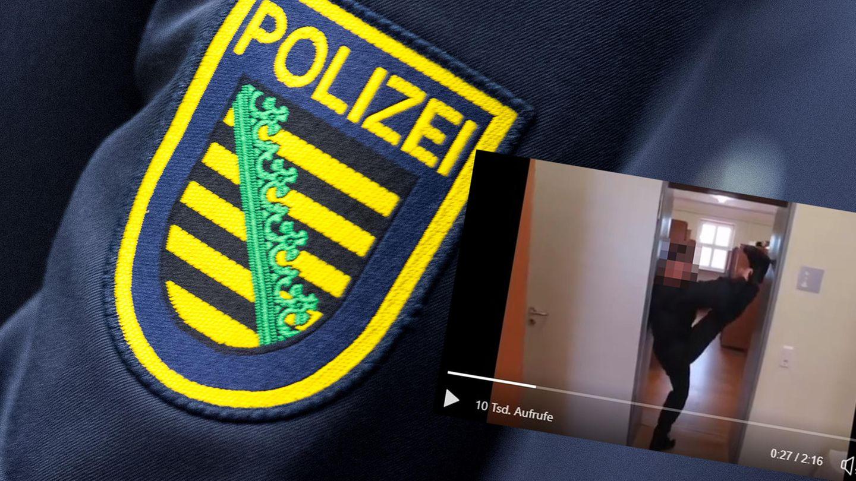 Tanzvideo aus der Umkleidekabine aufgetaucht - Polizei prüft Hintergründe