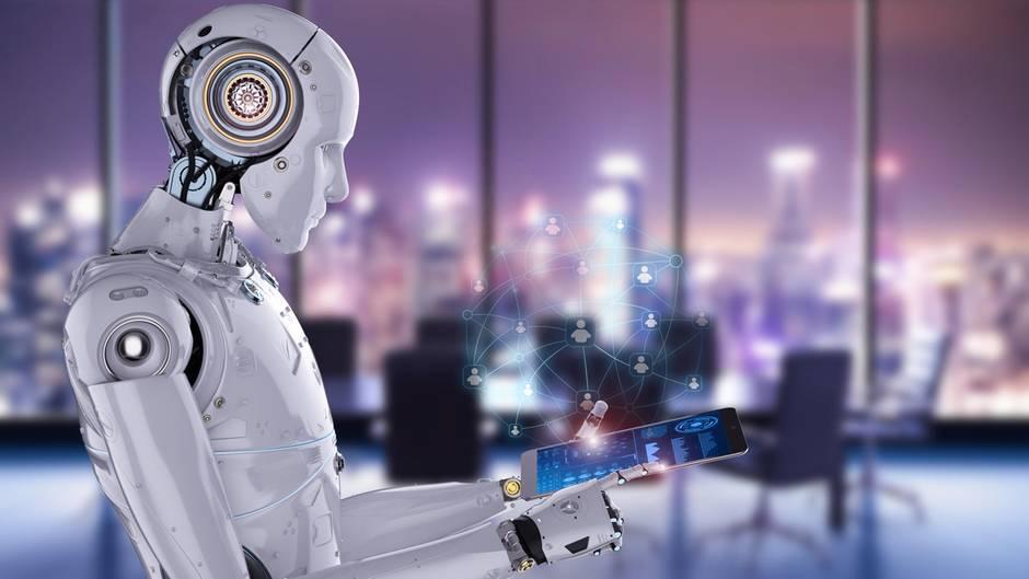 KI spielt nicht nur in der Robotik eine Rolle - in China werden bereits medizinische Diagnosen mit der Hilfe von KI erstellt.