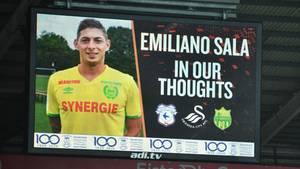 Der Fußball-Star Emiliano Sala wird seit Mitte Januar vermisst