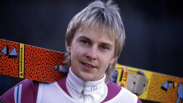 Matti Nykänen dominierte den Skisprung in den 1980er-Jahren