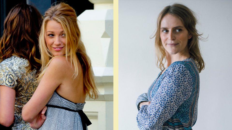 Gossip Girl: Styling als Serena van der Woodsen / Blake Lively