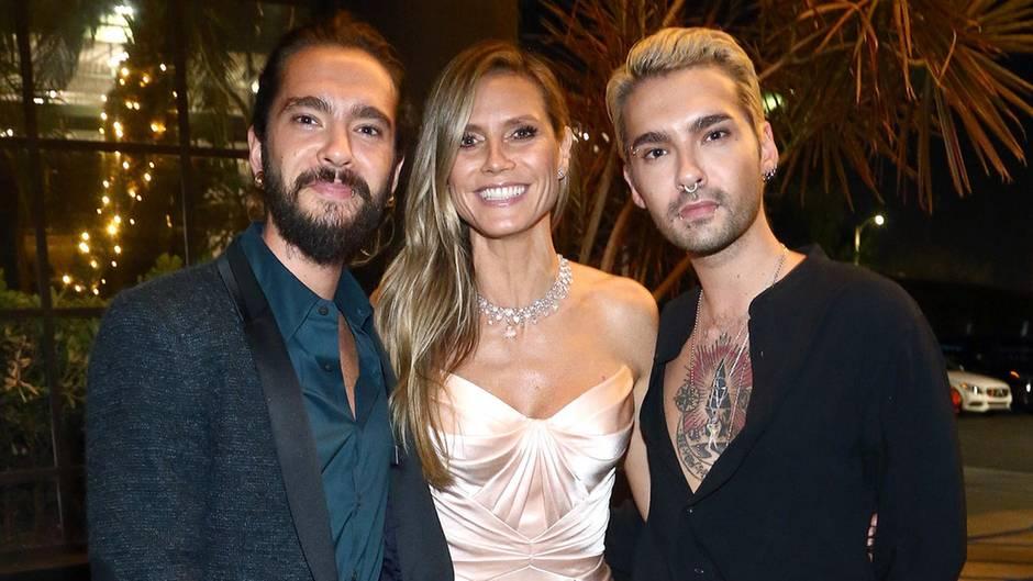 Das Sagt Bill Kaulitz Zu Der Hochzeit Von Heidi Klum Und Tom Kaulitz
