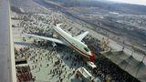 Beim Rollout-Termin am 30. September 1968 herrschte großer Andrang: 26 Airlines standen bereits auf der Orderliste