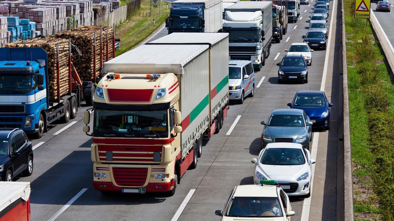 Rettungsgasse: Die Regeln sind simpel – die Verstöße jedoch zahlreich