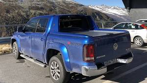VW Amarok 3.0 TDI V6 4motion - unterwegs in den Tiroler Alpen