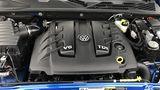 VW Amarok 3.0 TDI V6 4motion - im Boost kann der Dreiliter-V6-Diesel noch ein paar Zusatz-PS mobilisieren