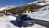 VW Amarok 3.0 TDI V6 4motion - hinauf aufs Timmelsjoch