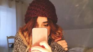 Selfie Studie Jugendliche