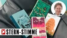 Die Kinderbücher von Katherine Rundell sind derzeit im Hause Behrendt schwer angesagt
