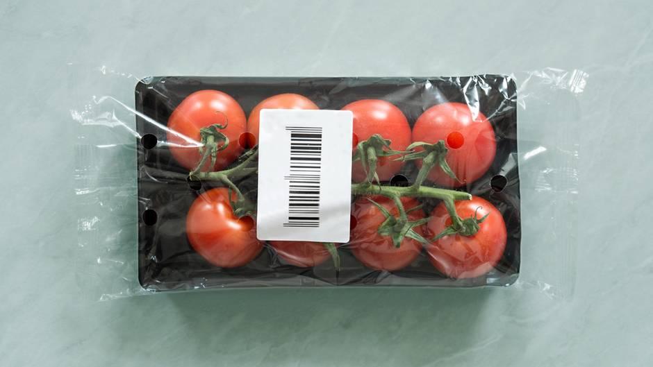 Im Winter gibt es immense Unterschiede bei Tomaten