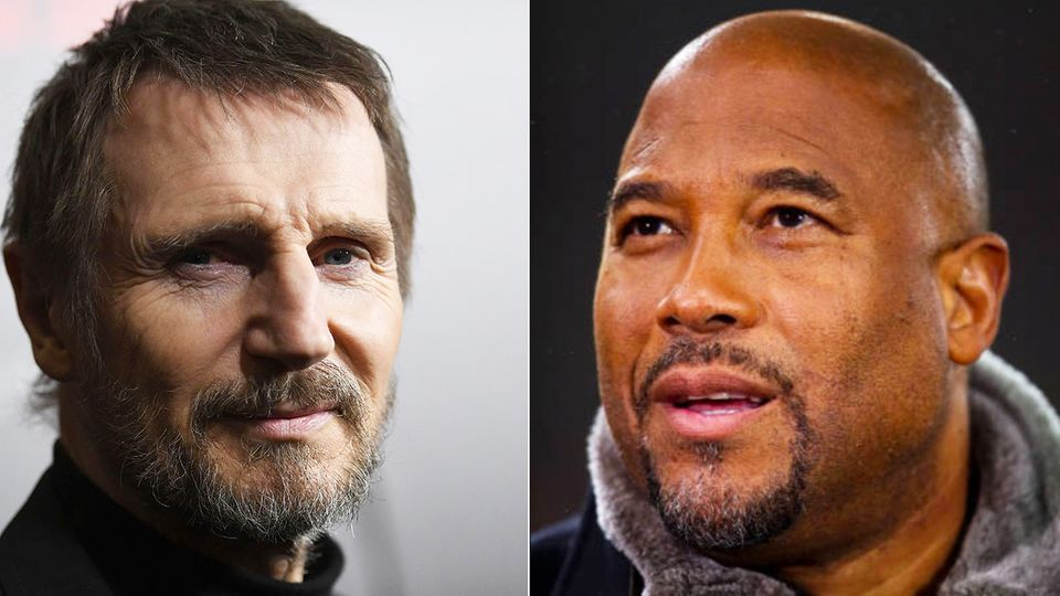 Liam Neeson wollte einen Schwarzen aus Rache töten – das sagt Fußballstar John Barnes dazu