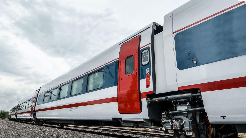 Deutsche Bahn bestellt Talgo-Züge