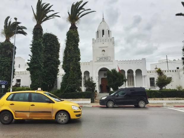 Behörde in Tunsien