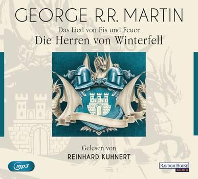 """Hörbuch-Tipps: """"Das Lied von Eis und Feuer"""""""
