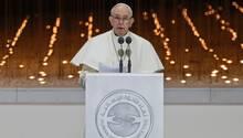 Papst Franziskus hat sexuellen Missbrauch von Nonnen in der katholischen Kirche eingeräumt
