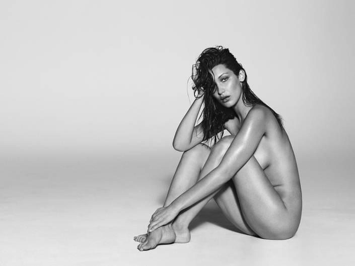 Französische Modelle nackt