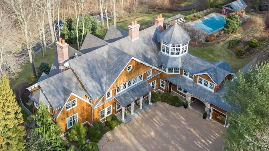 Bruce Willis verkauft diese Waldhütte für 13 Millionen