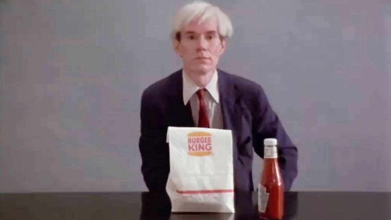 Burger King: Spot mit Andy Warhol wird 37 Jahre nach Dreh veröffentlicht