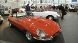 Jaguar E-Type 4.2, Serie 1 Roadster von 1965 , komplett restauriert mit schwedischen Papieren, 139.000 Euro.