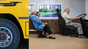 Pflege: Dementen wird in Holland ihr vertrautes Leben inszeniert